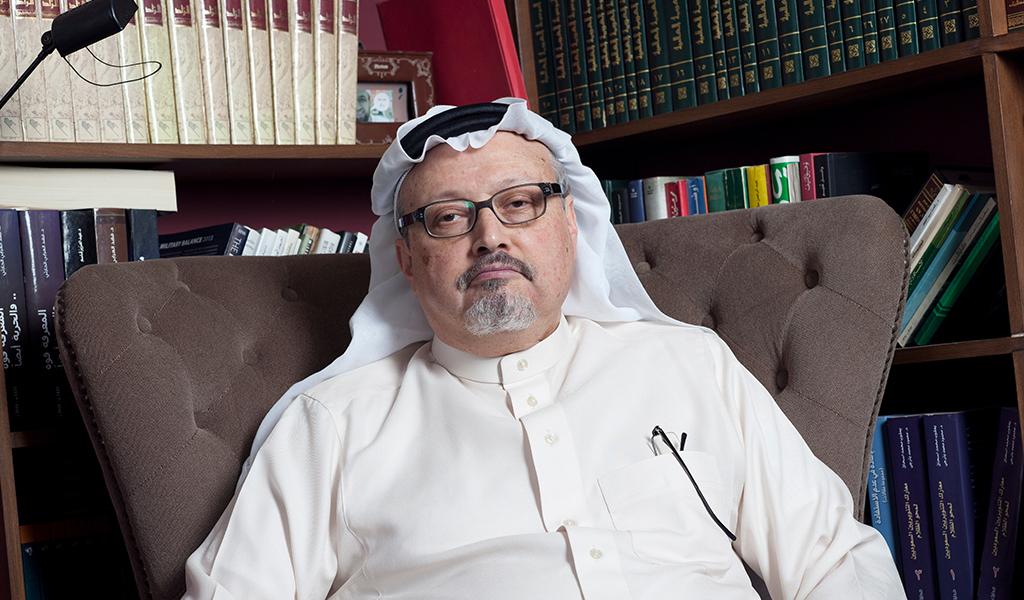 El crimen de Arabia Saudí inmortalizó a Khashoggi