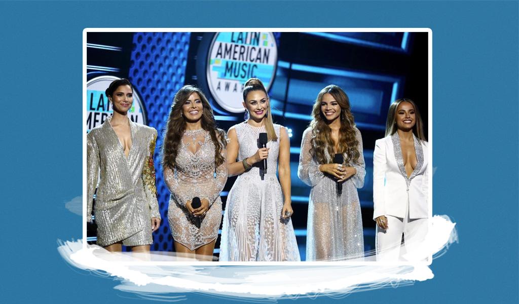 Los ganadores de los Latin American Music Awards