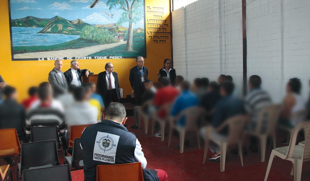 Preocupación por venezolanos en cárceles de Bogotá