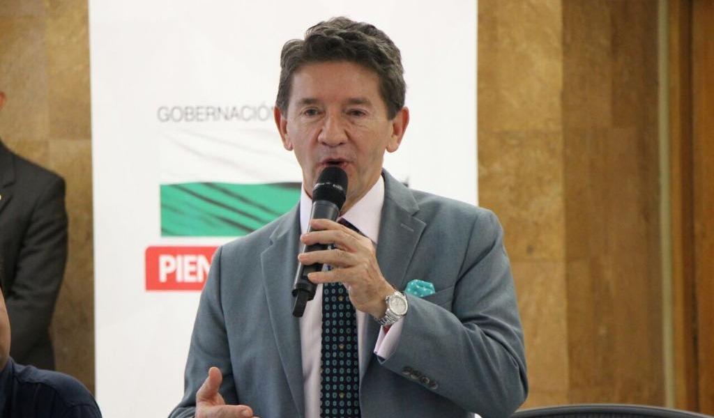 Luis Pérez denunció errores constructivos en Hidroituango