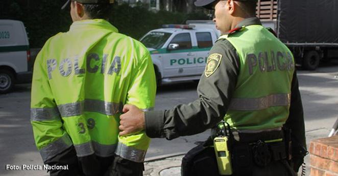 Policía mató a dos hombres en el Valle e irá a la cárcel