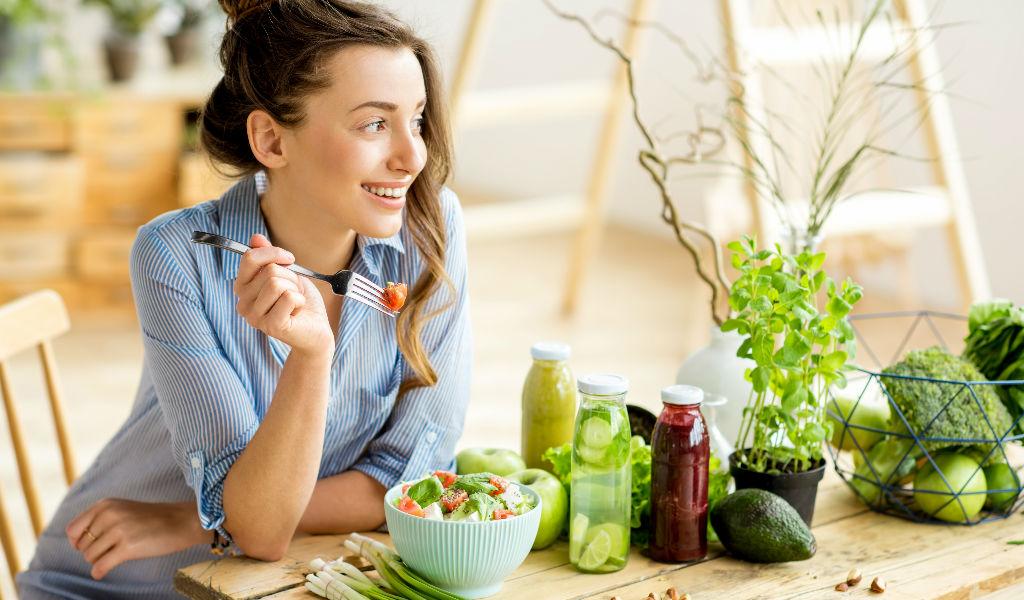 Los motivos por los que debería ser vegetariano