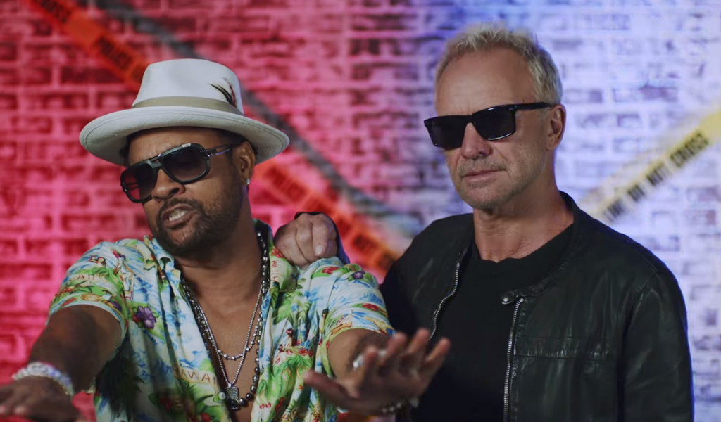 Sting & Shaggy sorprenden con nuevo video