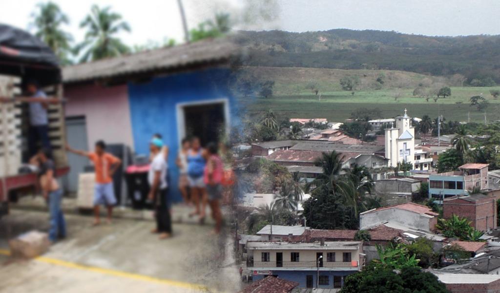 Familias desplazadas en Tarazá retornan a sus hogares