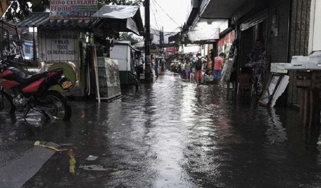 Fuertes lluvias generan inundaciones en Urabá
