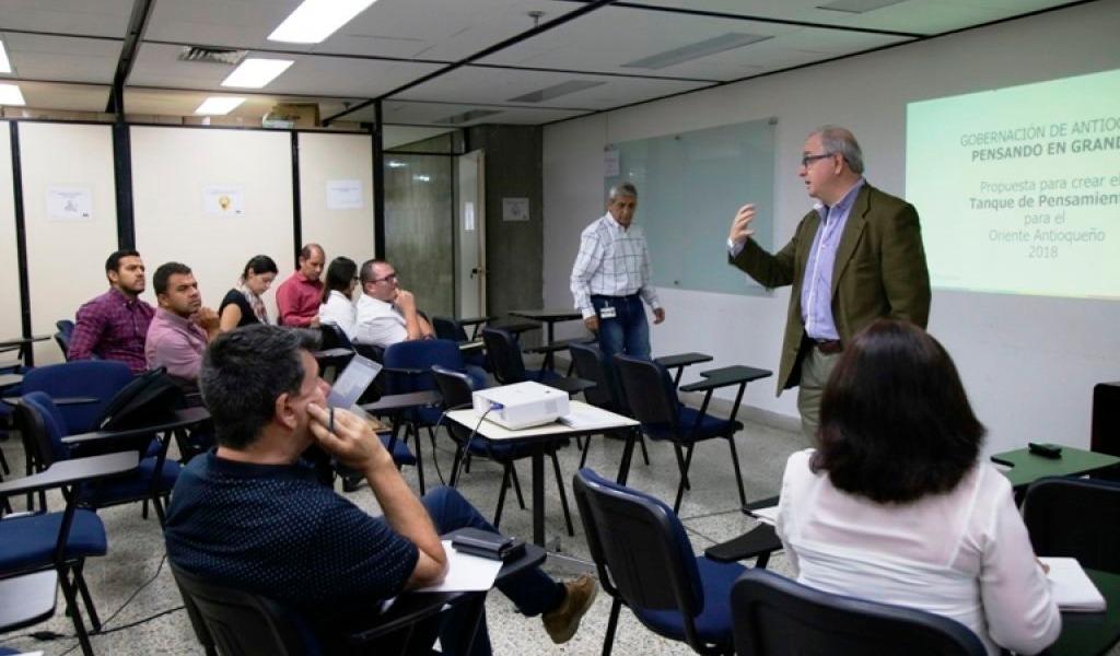 Arrancó Oriente 2050, una iniciativa para el desarrollo de Antioquia