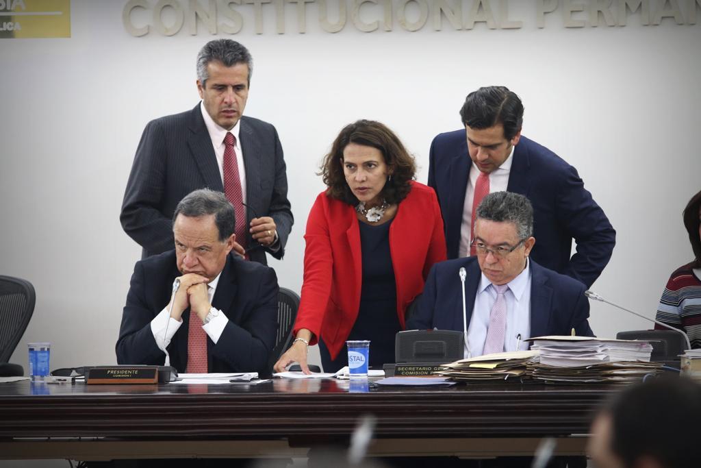 Comisión Primera del Senado avala Reforma Política