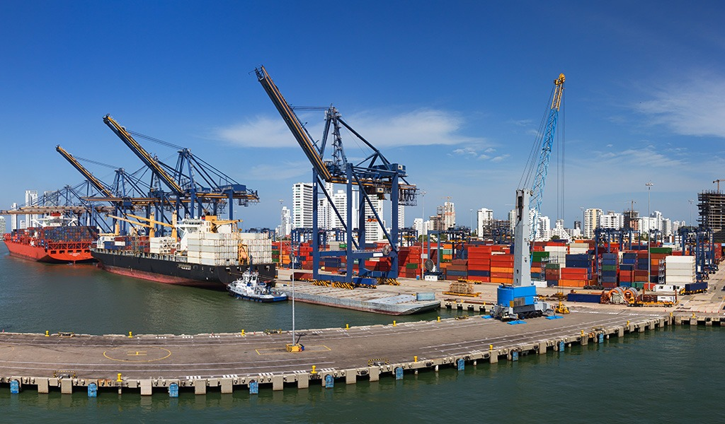 Exportaciones colombianas crecieron un 13,1%