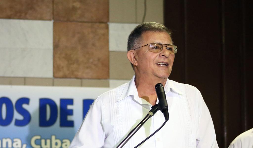 Rodrigo Granda salió del país con permiso de la JEP