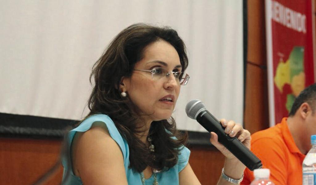 Viviane Morales irá por la embajada en Francia