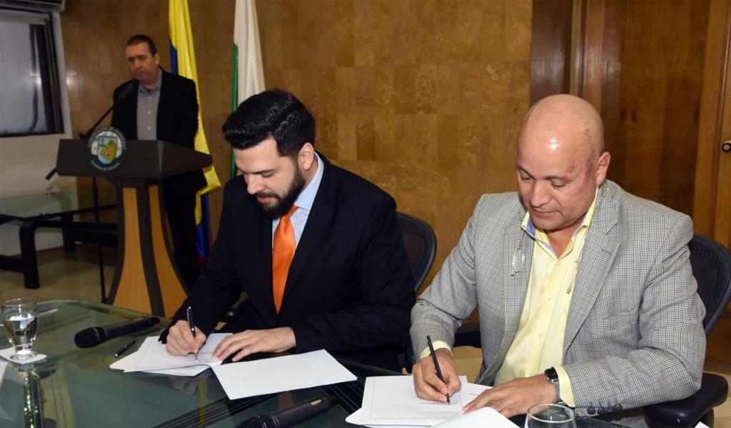 Canadá se une a reconstrucción del ferrocarril de Antioquia