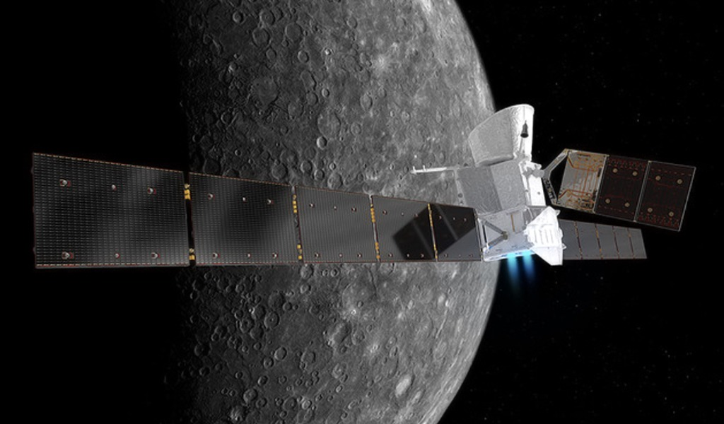 BepiColombo, la misión que revela secretos de Mercurio