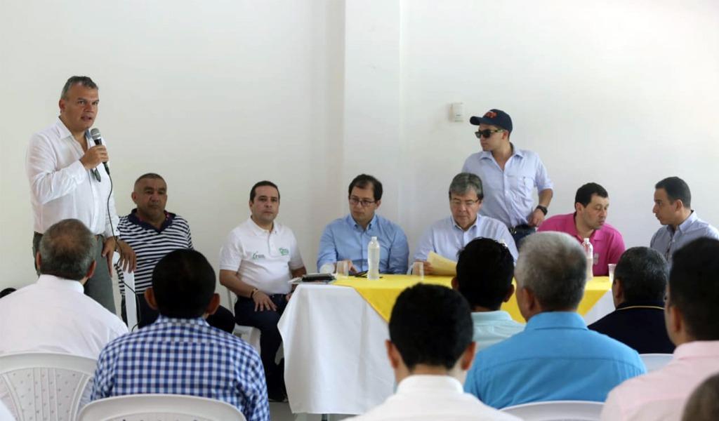 Canciller atendió crisis migratoria en Valledupar