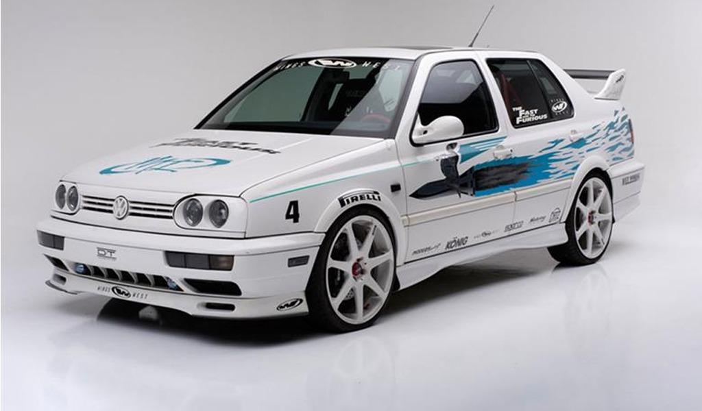 En venta uno de los carros de 'Rápido y Furioso'