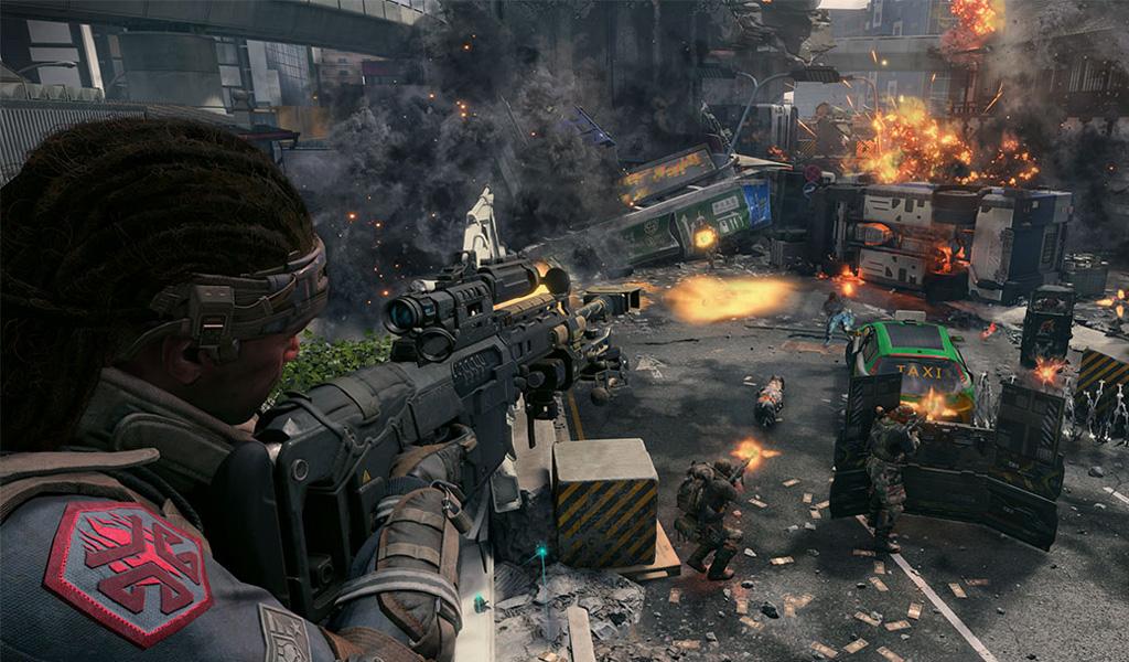 Todos los detalles de Call of Duty: Black ops 4