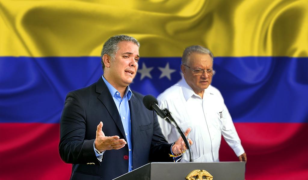 Duque se reúne con enviado de ONU para crisis venezolana