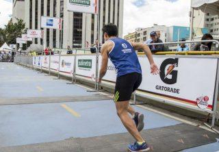 Detalles de la edición 15 de la carrera de ascenso en Bogotá