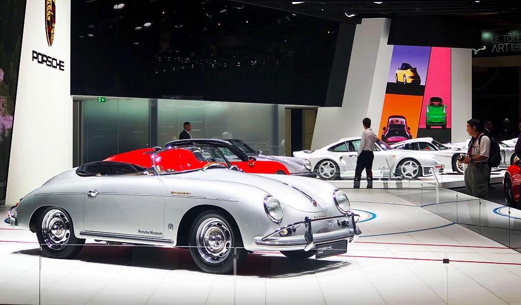 Lo nuevo y lo clásico que dejó el Paris Motor Show