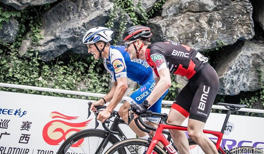 Esta semana inicia en China el Tour de Guangxi 2018