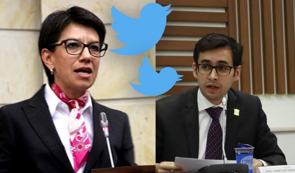 Choque entre López y congresistas por anticorrupción