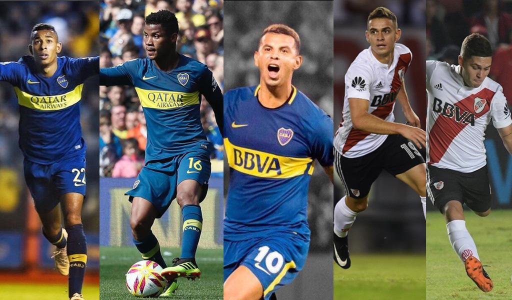 ¿Buena presentación de colombianos en Libertadores?