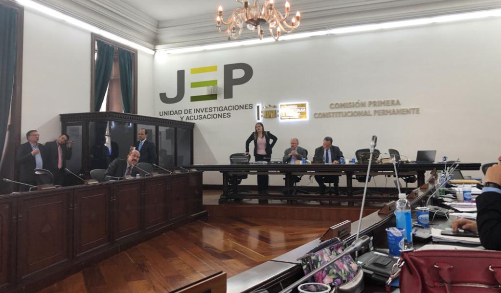 JEP: Bermeo no tiene injerencia en el caso Santrich