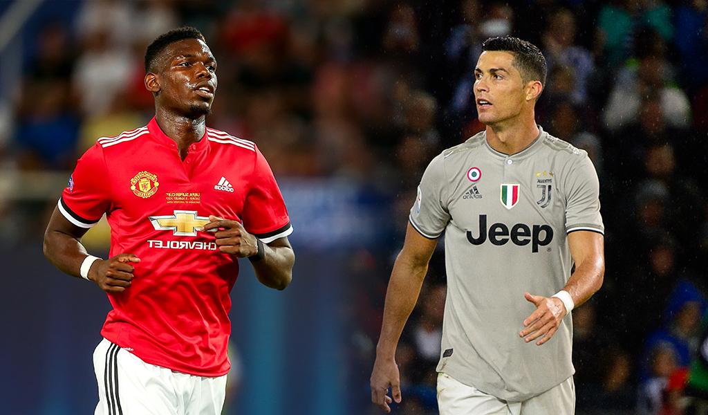 Juventus Manchester