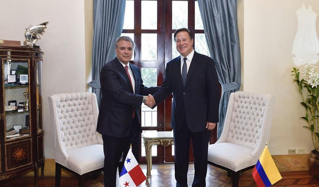 Panamá espera que Duque tome medidas contra las drogas