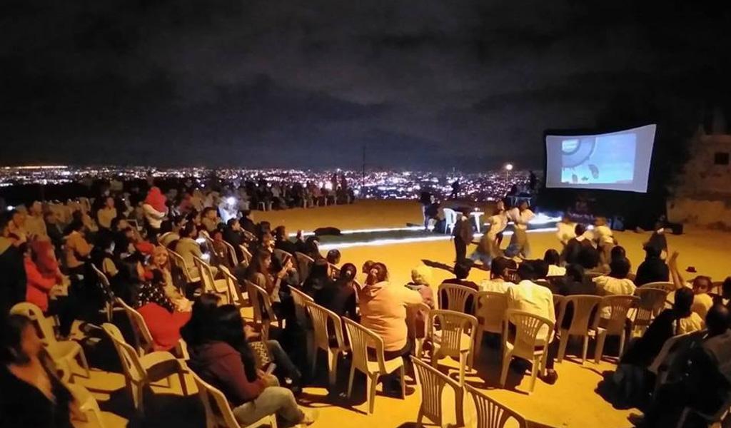 El festival de cine que brilla en Ciudad Bolívar