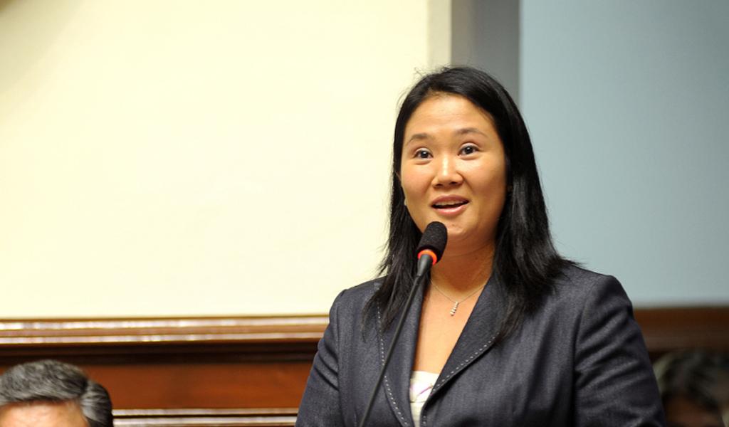 Keiko Fujimori fue trasladada a centro de reclusión