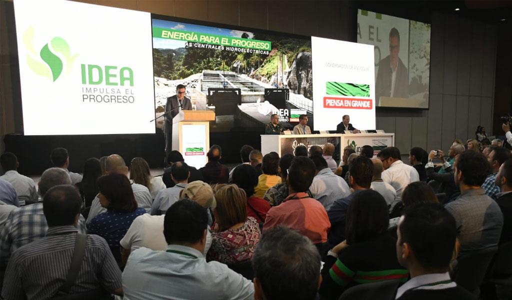En Antioquia se realizó foro para futuros sostenibles