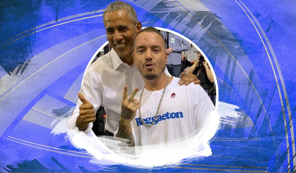 Barack Obama declara su amor por J Balvin