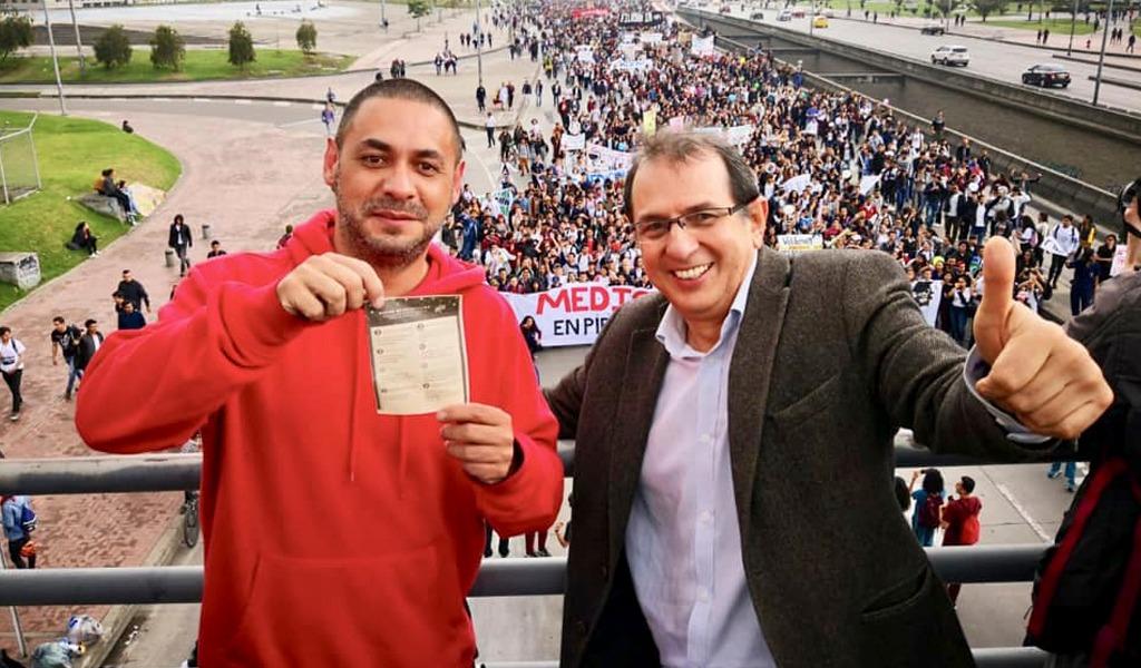 Jorge Rojas aspira a la Alcaldía de Bogotá