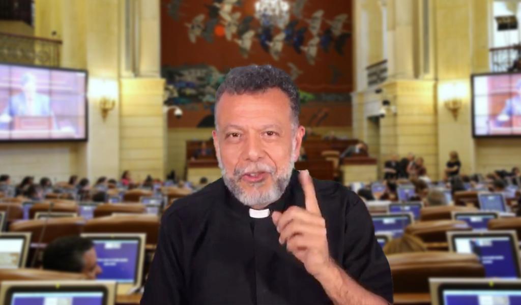 ¿Alberto Linero en política?