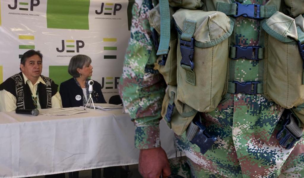 Último pulso para Sala Especial de militares en la JEP