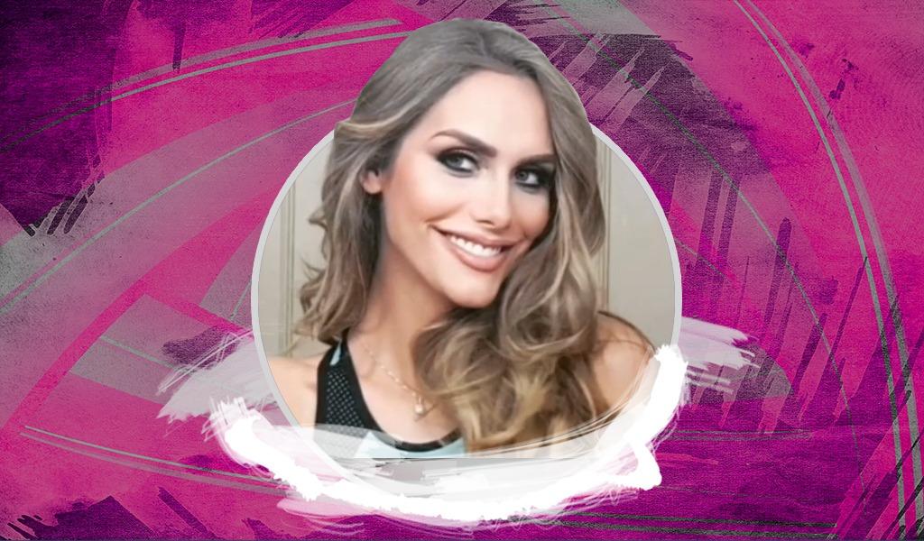 Revelan foto de Miss España antes de su transformación