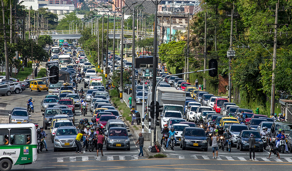 Más de cinco millones de vehículos ruedan sin SOAT en el país