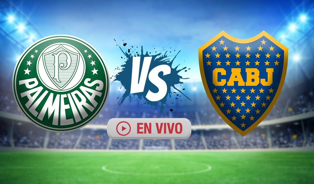 Boca Juniors derrota a Palmeiras y es finalista
