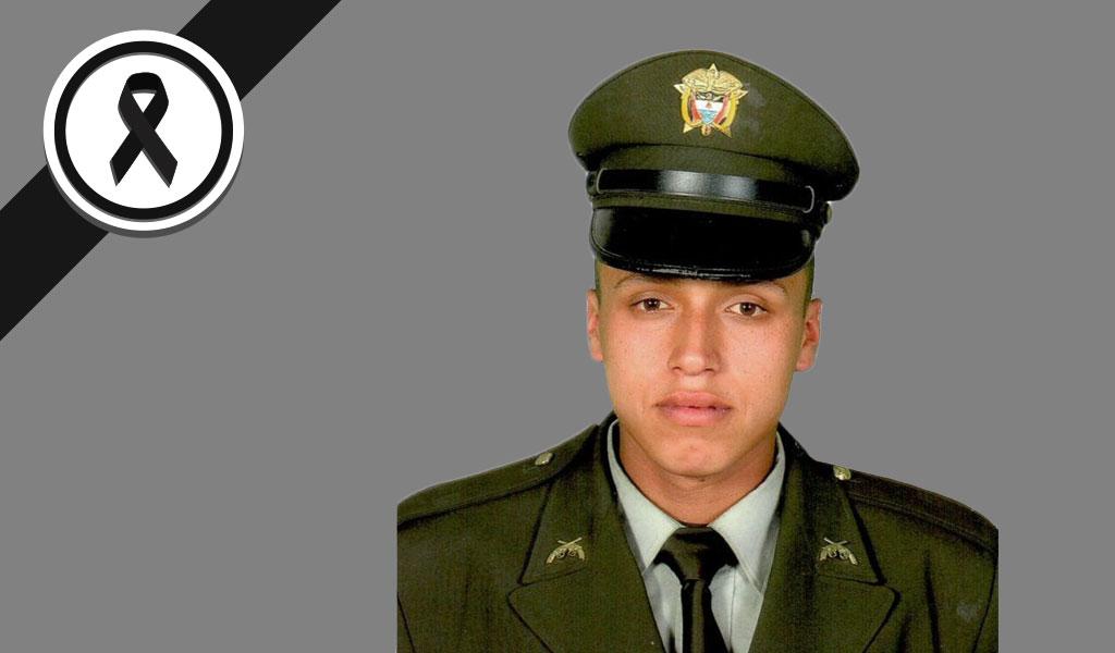 Atentado en Tunja dejó un policía muerto
