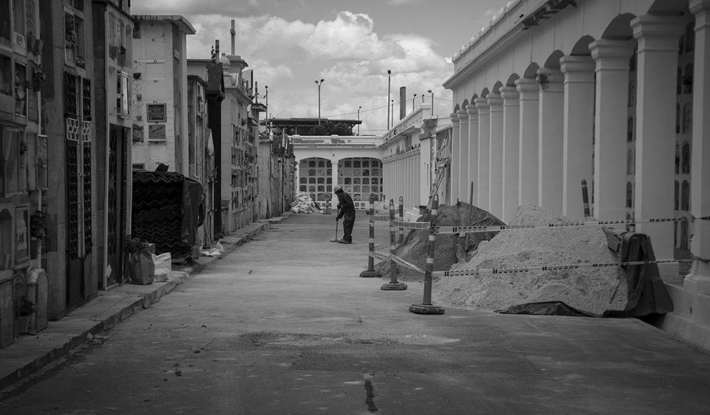 historias cementerios bogotá