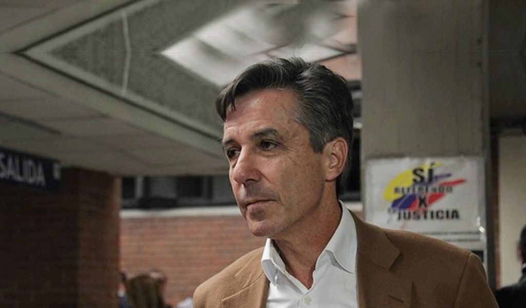 Roberto Prieto pagaría cinco años de prisión por corrupción