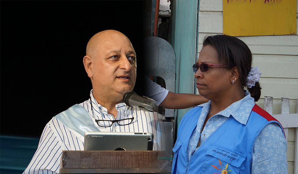 A la cárcel gobernador y exgobernadora de San Andrés