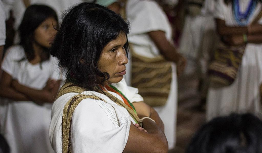 Indígenas solicitan presencia estatal en la Sierra Nevada