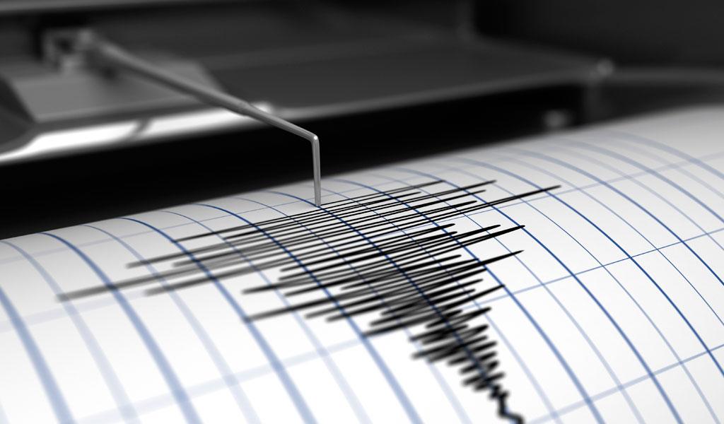 Terremoto sacude el Mar Mediterráneo y Nueva Zelanda