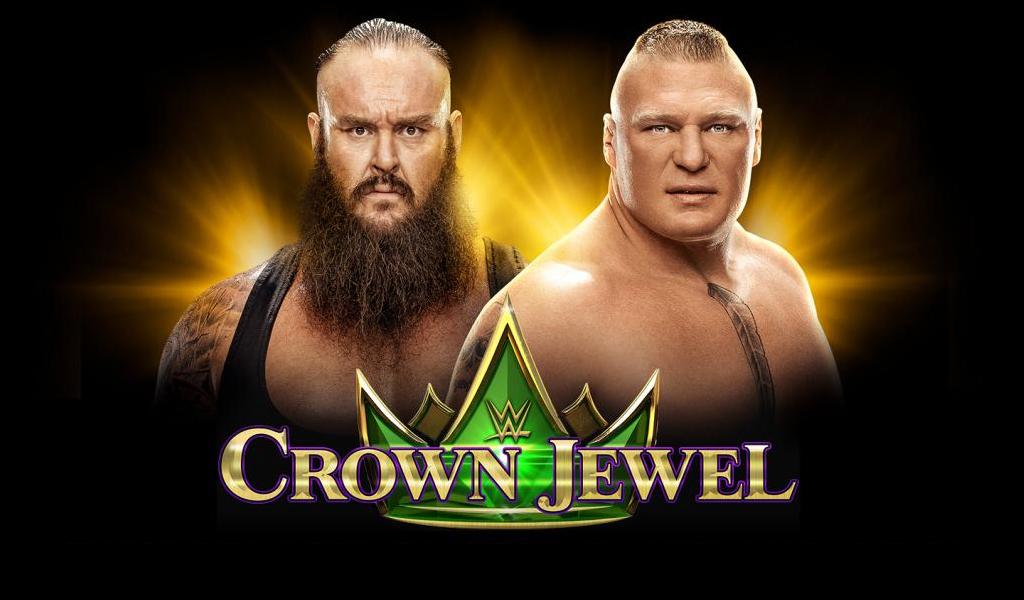 Así quedaron los grupos para Crown Jewel