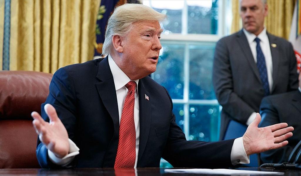 Trump limitará solicitudes de asilo a EE. UU.