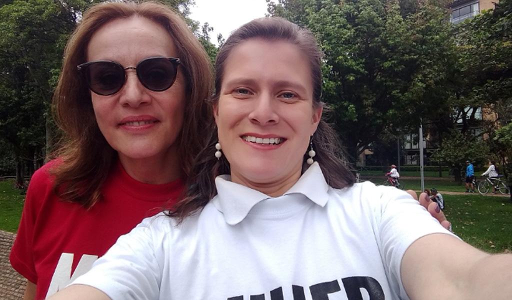 Bogotá obtiene Récord Guinness por defensa para la mujer