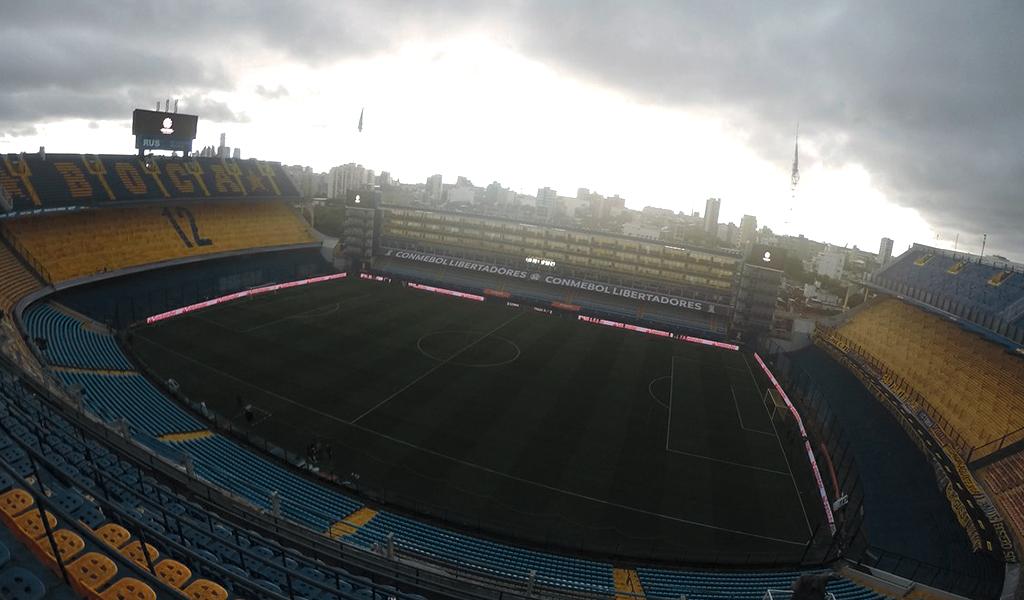 La Bombonera no podrá recibir a Boca Juniors si sale campeón
