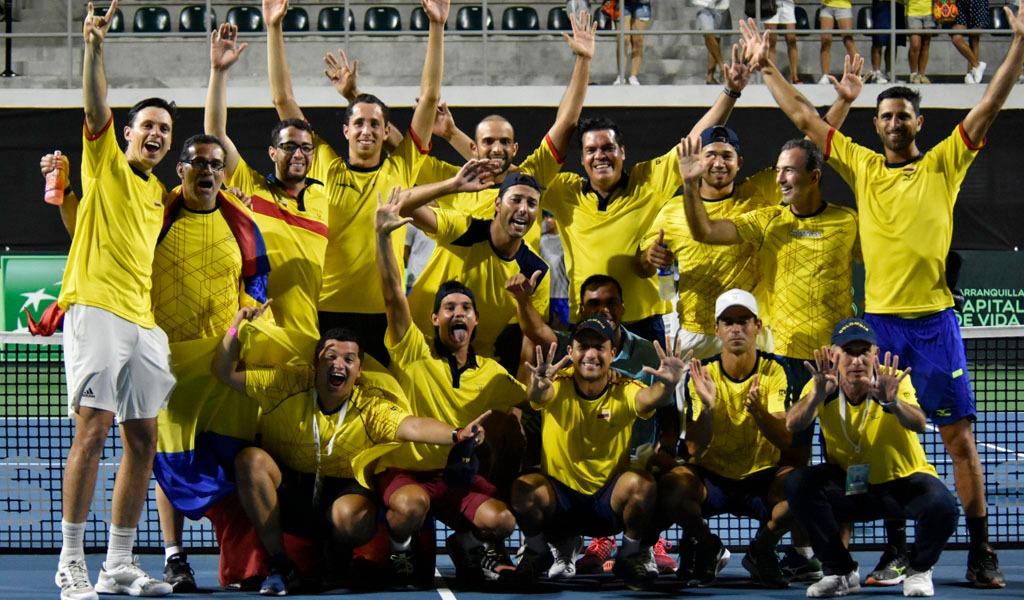 Colombia vs Suecia se disputará en Bogotá