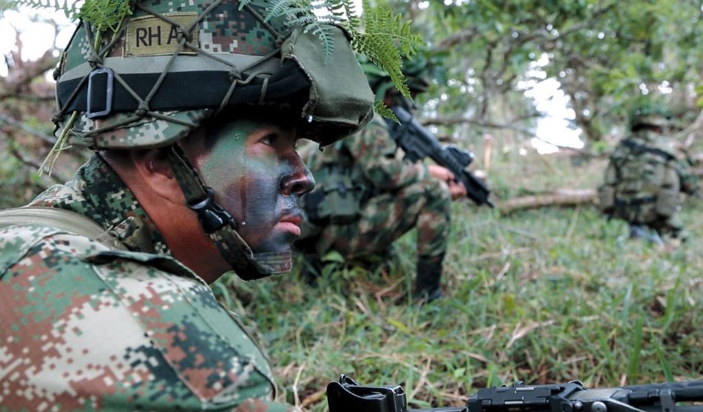 Ejército neutraliza acciones terroristas del ELN